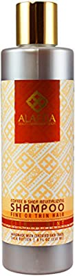 Alaffia - Shea Butter & Coffee Revitalizing Shampoo - 8 oz