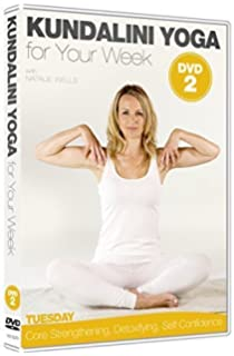 KUNDALINI YOGA for Your Week - TUESDAY - Core by Natalie Wells (Instructor)