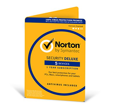 SYMANTEC Norton Security Standard 3.0 2016 1 User