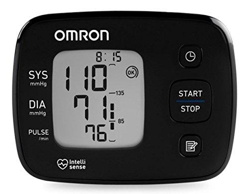 Omron HG3 Automatisches Handgelenk-Blutdruckmessgerät - 4