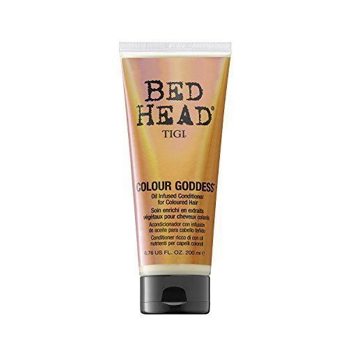 TIGI - BED HEAD COLOUR GODDESS oil infused conditioner 200 ml-mujer
