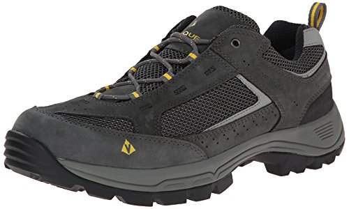 Vasque Men's Breeze 2.0 Low Gore-Tex Hiking Shoe, Castlerock/Solar Power,10.5 M US