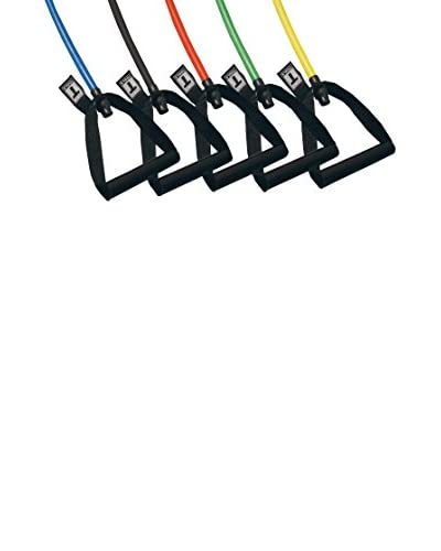 Body Solid Tools Variety Pack of Resistance Bands