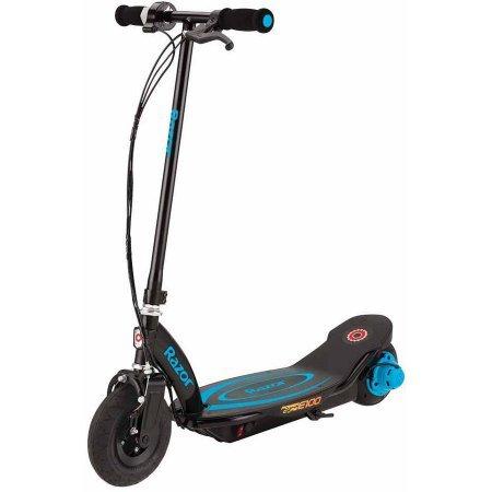 Razor Power Core E100 Electric Scooter (Blue)