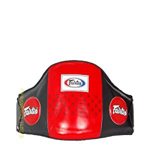 Fairtex Leather Belly Pad