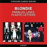 Blondie Parallel Lines / Plastic Letters