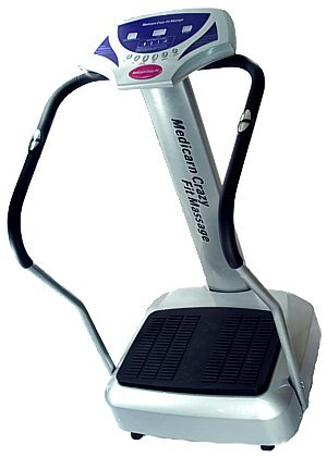 Medicarn 1000W Vibration Plate Exercise Machine (series 100) With BMI International Warranty