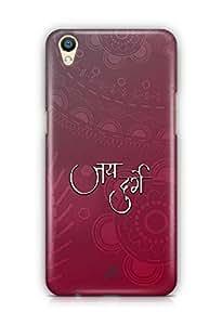 YuBingo Jai Durge Designer Mobile Case Back Cover for Oppo F1 Plus