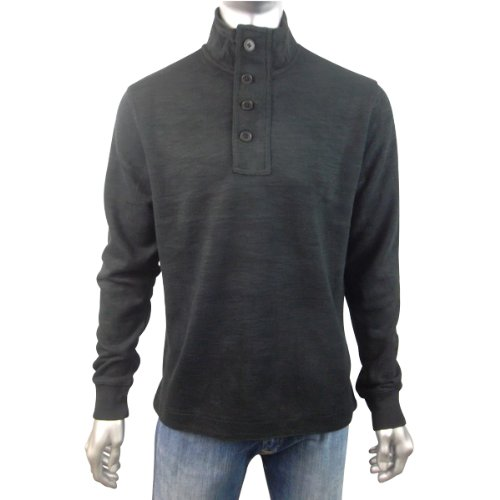 Mens Ben Sherman Funnel Neck Jumper Mod Retro Sweater King Big UK 2XL