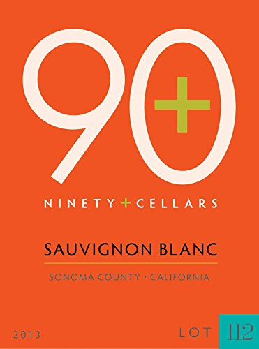 2013 90+ Cellars Lot 112 Sonoma County Sauvignon Blanc 750 Ml
