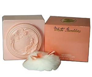 White Shoulders By Evyan For Women. Bath Powder 8 Ounces