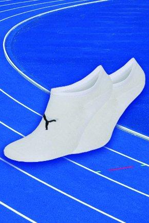 Puma Mostro Footie Trainer Liner Sock