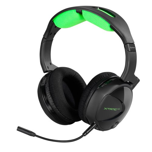 Sharkoon X-Tatic Air Gaming Wireless Headset For Xbox 360 And Ps3