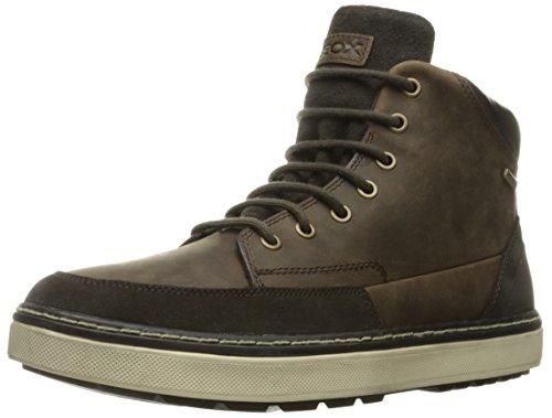 Geox U Mattias B Abx B, Sneakers alte Uomo, Marrone (CHESTNUTC6004), 42 EU