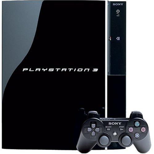 Sony-PlayStation 3 (60GB)