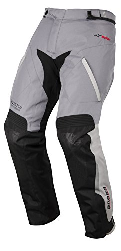 Alpinestars Andes Drystar Pants, Gender: Mens/Unisex, Primary Color: Gray, Size: Md, Distinct Name: Gray/Gray/Black, Size Modifier: Regular 3227513-107-M