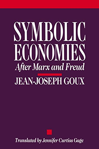 Symbolic Economies: After Marx and Freud (Cornell paperbacks)