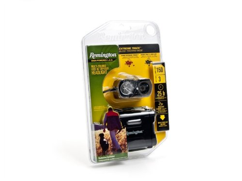 Remington Outdoor Sports Water/Oil/Corrsion Resistant High-Powered LED Headlight