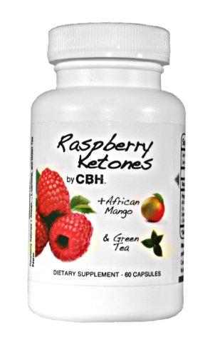 Raspberry Ketones by CBH (500mg)