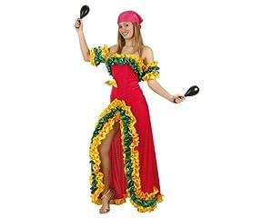Amazon.com: DISFRAZ DE BRASILEÑA ROSA, T-1: Toys & Games