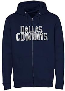 COWBOYS TENACITY FULL ZIP HOOD by Cowboys Team Apparel