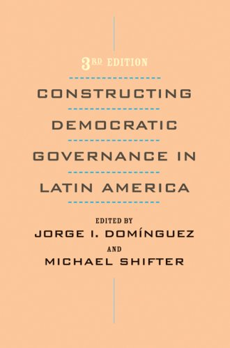Constructing Democratic Governance in Latin America (An...