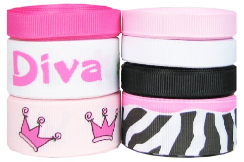 hipgirl-grosgrain-ribbon-collection-value-pack-35yd-7-8-3-8-diva-girly-girl-collection-color-may-var