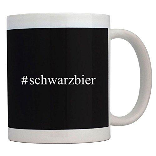 Teeburon #Schwarzbier Hashtag Tazza