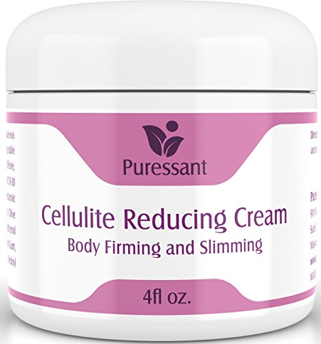★ Amazon Best Seller ★ Cellulite Cream With Retinol And Caffeine - Body Firming And Slimming- Strongest Cellulite Treatment Lotion On The Market | Clinically Proven | Made In Usa