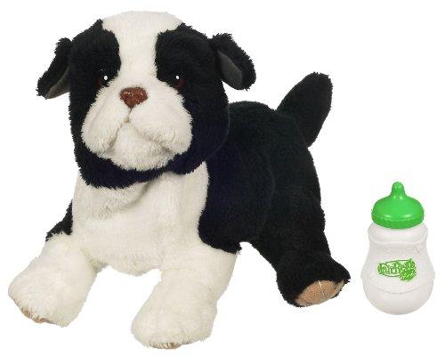 FurReal Newborn Border Collie Puppy
