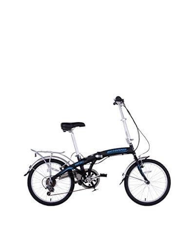 Schiano Cicli Bicicleta 06V.Shimano Alloy Negro / Azul