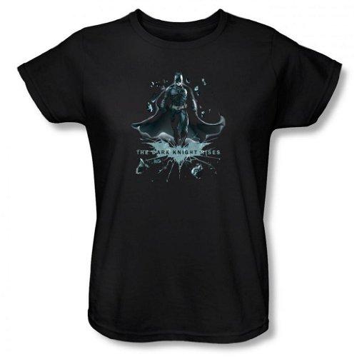 Dark Knight Rises - Batman Break Through Women's T-Shirt