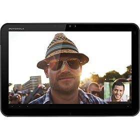 Motorola the All New Xoom Android Tablet Gsm Version Wifi+3g International Version Silver / Black Factory Unlocked International