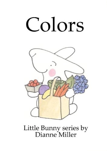 Colors (Little Bunny series Book 22)