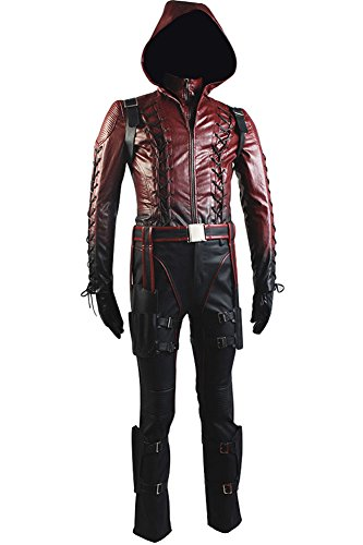 Red A (Arsenal Arrow Costume)