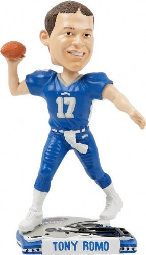 Tony Romo Eastern Illinois Panthers NCAA Bobblehead at Amazon.com