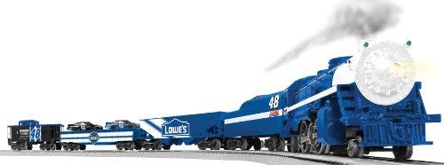 Lionel Nascar Jimmie Johnson Ready-To-Run Electric Train Set