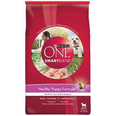 Purina ONE Healthy Puppy Lamb and Rice Dry Dog Food