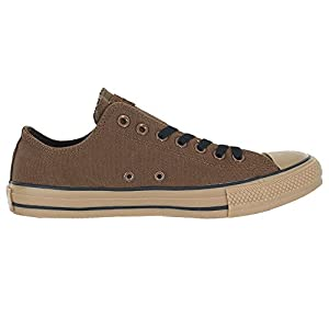 CONVERSE CT ALL STAR LOW TOP CHOCOLATE GUM mens 4.5/womens 6.5