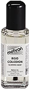 Rigid Collodion/Scarring Liquid 0.125 oz. Make-up (1 per package) from Mehron
