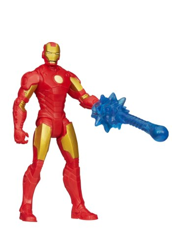 The Avengers All-Star Iron Man 4 inch Action Figure