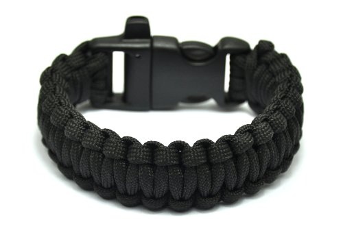 Generic Extra Beefy / Wide 300 lb Paracord Survival