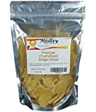 Medley Hills Farm Dried Crystallized Ginger slices 1 lb