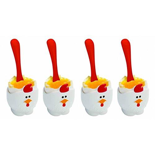 MSC Doodle Doo Egg Cup & Spoon Set