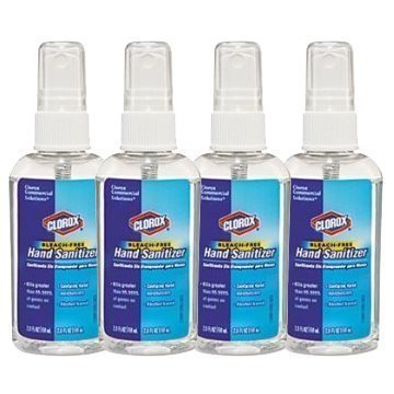 clorox-02174-bleach-free-hand-sanitizer-spray-4-pack-of-2-oz-bottles-kills-norovirus-feline-calicivi