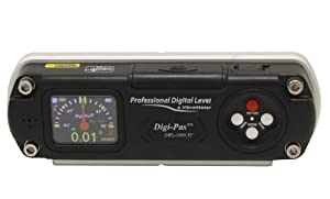 Digi-Pas DWL3000XY 0.01-Degree Resolution Dual Axis Digital Machinist Level