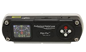 Digi-Pas DWL3000XY 0.01-Degree Resolution Dual Axis Digital Machinist Level