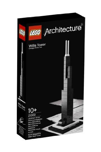 LEGO 21000 - Architecture Baukasten, Willis Tower (Sears Tower)