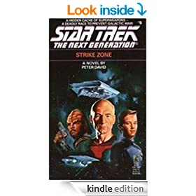 Strike Zone (Star Trek: The Next Generation Book 5)