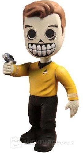 """NECA Skele Treks Kirk 5"""" Scale Figure"""